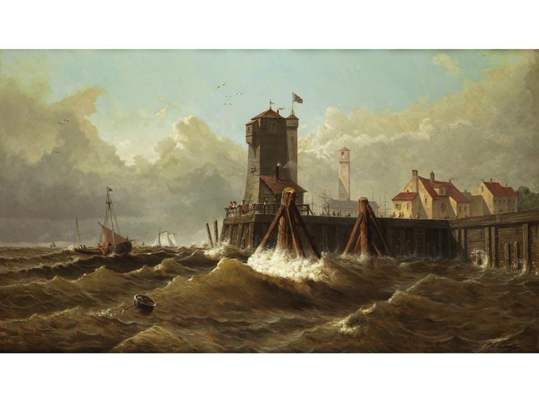W. Barth, Maler des 19./ 20. Jahrhunderts