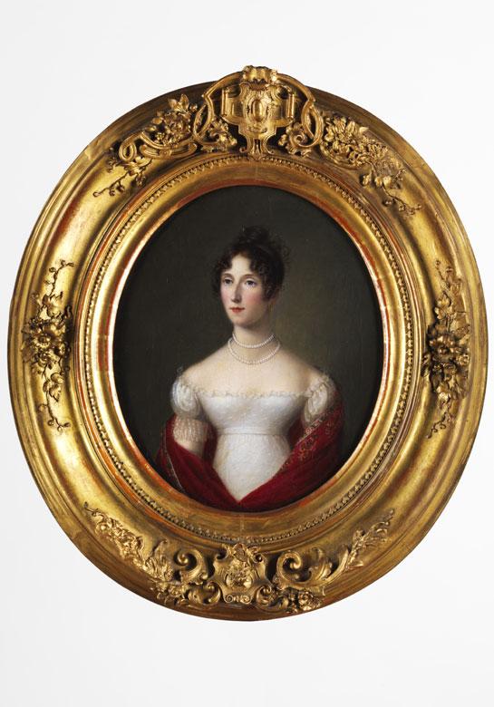 Bernhard von Guérard, 1780 Düsseldorf - 1836 Neapel