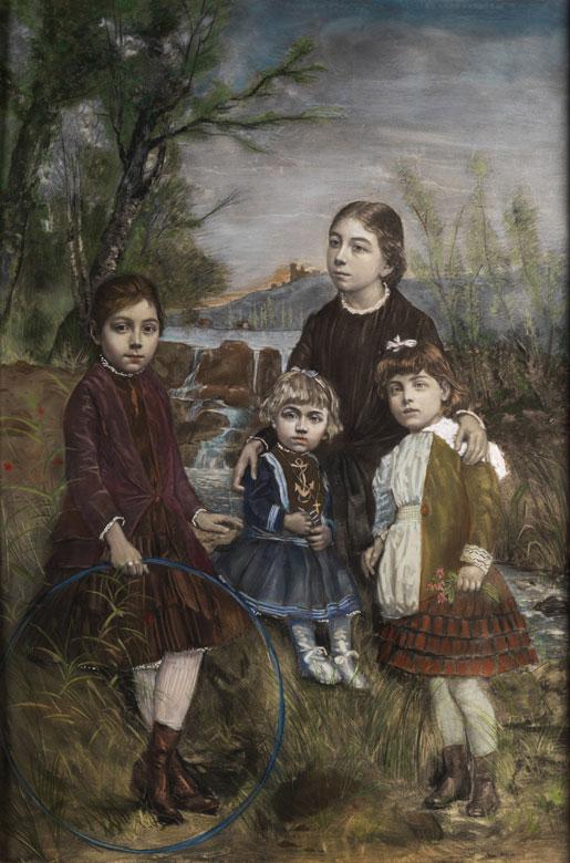 Maler des ausgehenden 19. Jahrhunderts