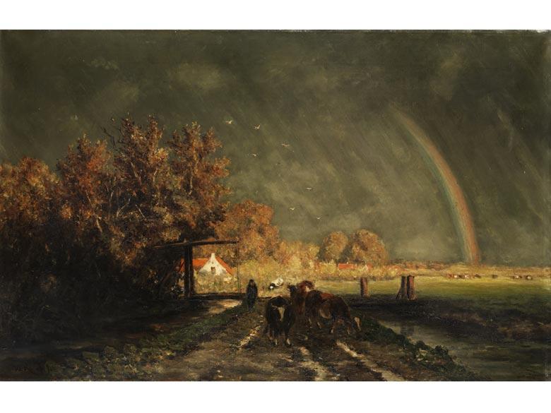 Alfred Roloff, 1879 Lassan - 1951 Rade bei Rendsburg