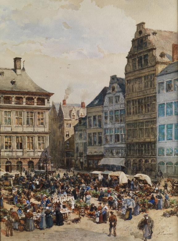 Alphonse Ernest Pecquereau, 1831