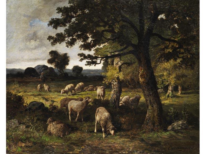Ceramano, Maler des 19. Jahrhunderts