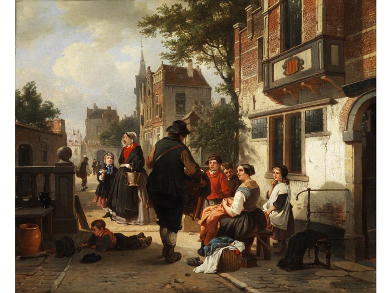 Jan Michael Ruyten, 1813 - 1881