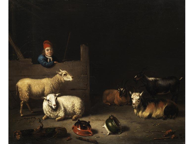 Hubert van Ravesteyn, 1638 - vor 1691
