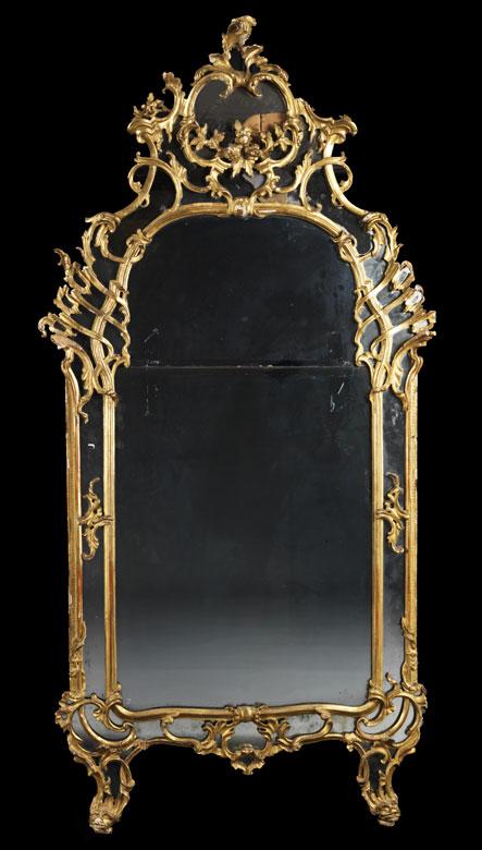 Spiegel aus einem italienischem Palazzo