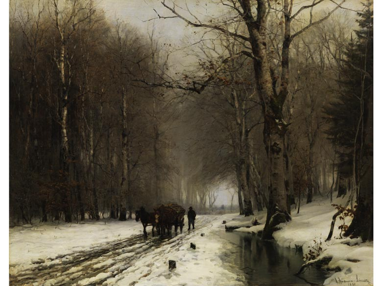 Anders Andersen Lundby 1841 1923 Hampel Fine Art Auctions