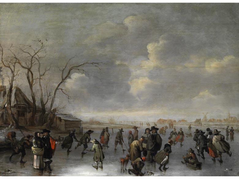 Adriaen Lievensz van der Poel, 1626 - 1685