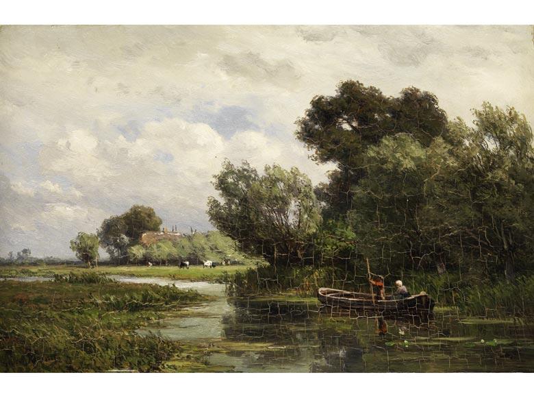 Jan Willem van Borselen, 1825 - 1892