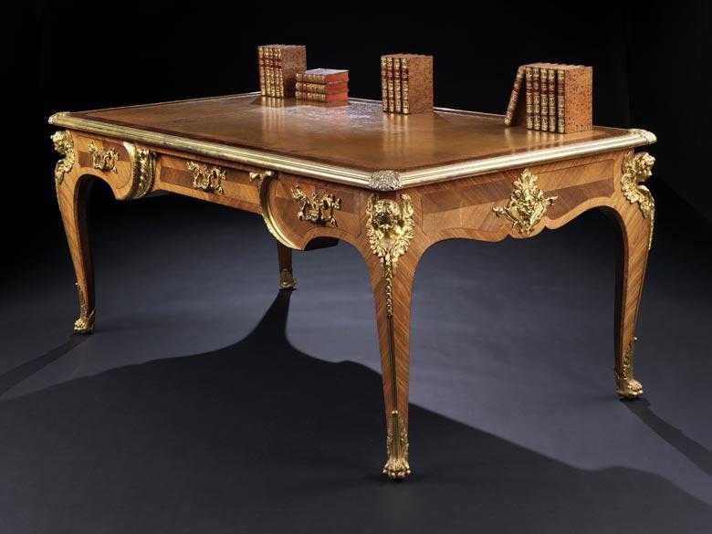 Bureau Plat im Stil des 18. Jahrhunderts