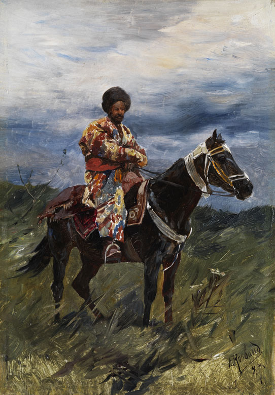 Frants Roubaud, 1856 Odessa - 1928 München