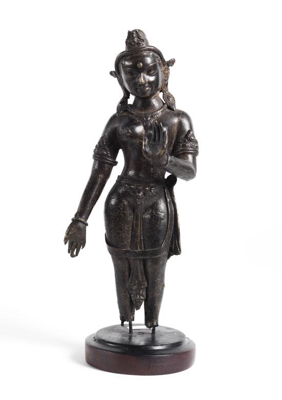 Nepalesische Bronze