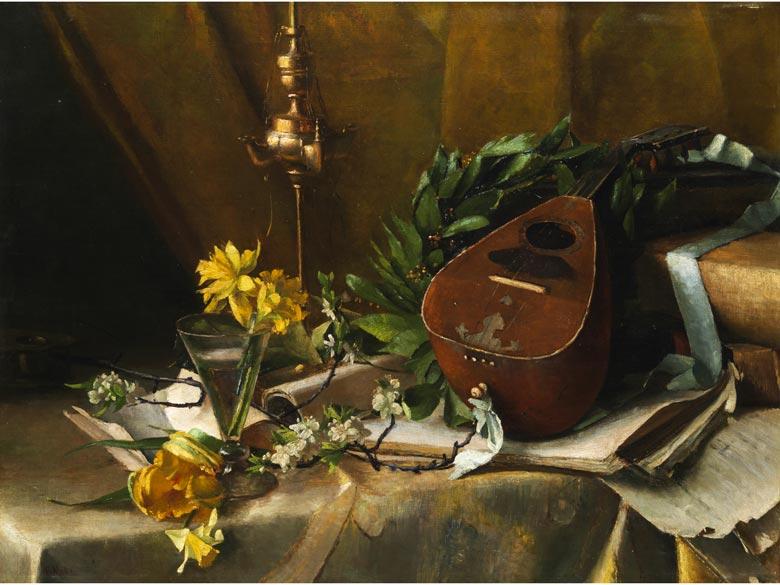 Carl Moll, 1861 Wien - 1945