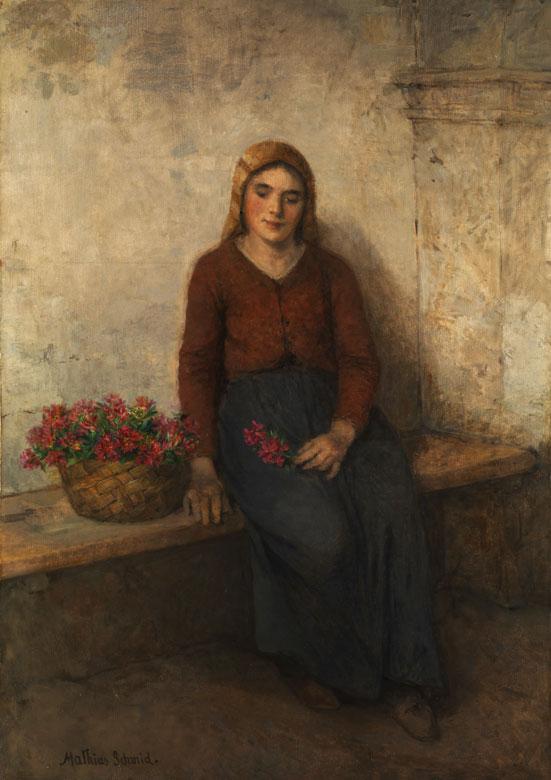 Mathias Schmid, 1835 - 1923
