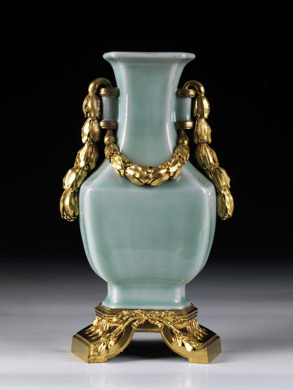 Celadon-Vase