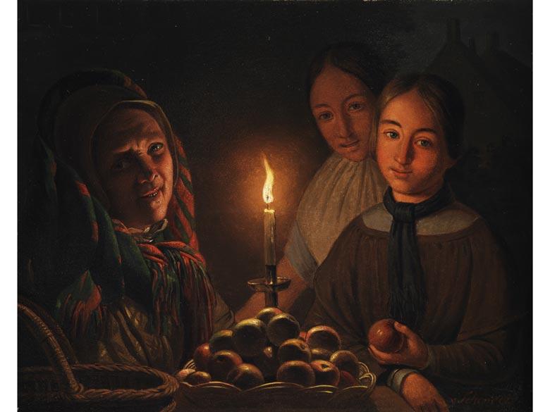 Petrus van Schendel, Werkstatt 1806 - 1870