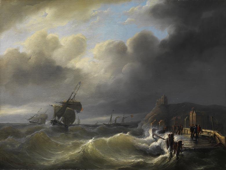 Christian Cornelis Kannemans, 1812 – 1884