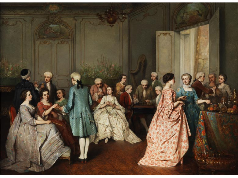 Benjamin Eugène Fichel, 1826 Paris - 1895