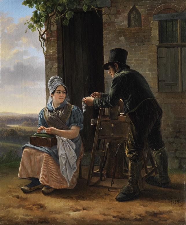 Jean Henri de Coene, 1798 - 1866