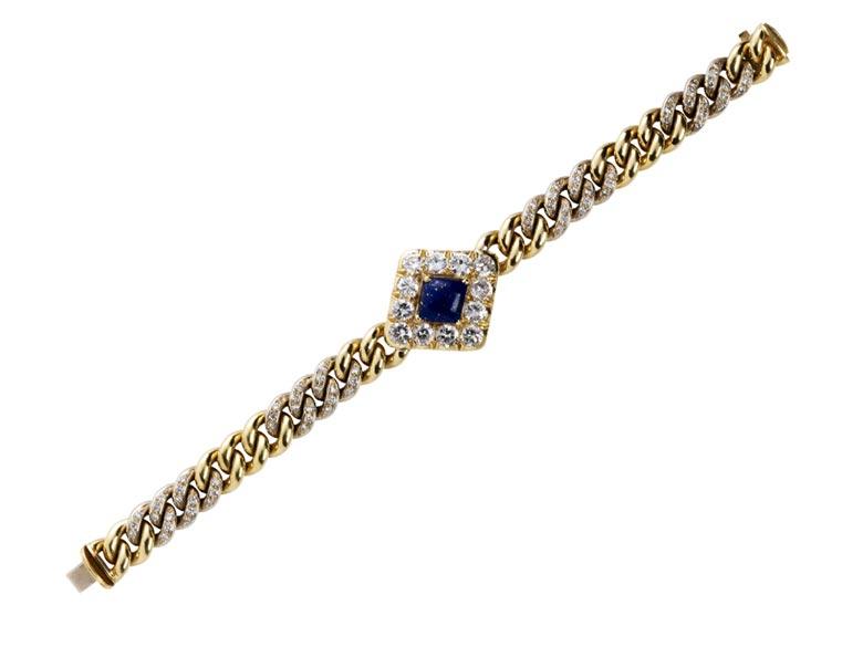 Gelbgold-Armband