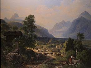 Detail images:  Maler des 19. Jahrhunderts im Stil der Nazarener