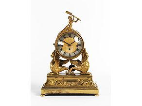 Detail images:  Uhr im Empire-Stil