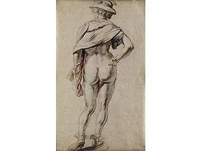 Detail images:  Jacob Jordaens, 1593 Antwerpen - 1675 Antwerpen, zug.