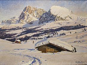 Max Märtens, 1887 Braunschweig - 1970 Gstadt/ Chiemsee Maler der jüngeren Münchner Schule