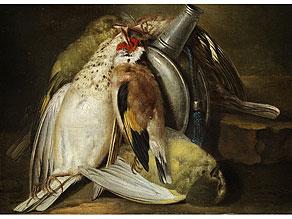 Detail images:  Alexander Adriaenssen, 1587 - 1661, Flämischer Meister