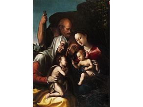 Detailabbildung: Leonardo Grazia, Da Pistoia, 1503 Pistoia - Napoli