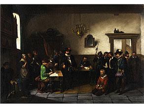 Detailabbildung:  Maler des 19. Jahrhunderts