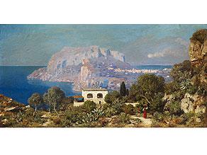 Detail images:  Edmund Berninger, 1843 Arnstadt - nach 1909