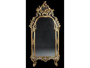 Detail images:  Spiegel aus einem italienischem Palazzo