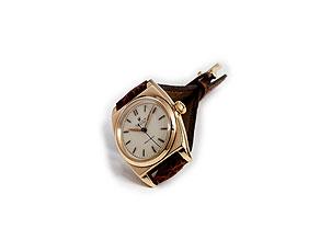 Detail images:  Rolex Oyster Herrenarmbanduhr