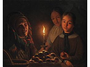 Detail images:  Petrus van Schendel, Werkstatt 1806 - 1870