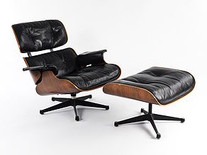 Lounge Chair von Charles Eames
