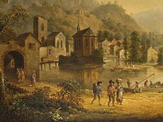 Detail images: Christian Georg Schütz d.J., 1758 Flörsheim - 1823, zug.