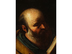 Detail images: Gérard Seghers, 1591 Antwerpen - 1651