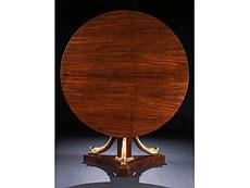Detail images: Empire-Tisch