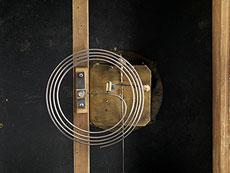 Detail images: Bilderuhr ohne Rahmen