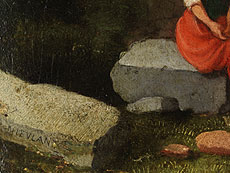 Detail images: Filippo Lauri, 1623 Rom - 1694