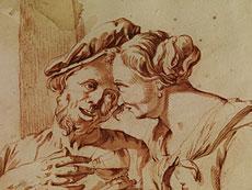 Detailabbildung: Jacob van Toorenvliet, 1635 Leiden - 1719