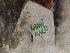 Detail images: Robert Marc, 1943 - 1999