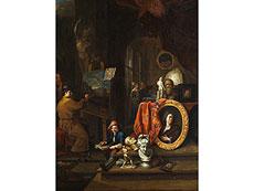 Detail images: Gérard Thomas, 1663 Antwerpen - 1720 Antwerpen