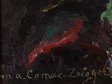 Detail images: Marie-Anne Camax-Zoegger, 1887 Paris - 1962