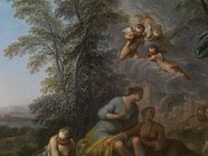 Detail images: Jacques Sébastien Le Clerc, 1734 - 1785
