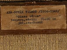 Detail images: Vilmos Aba-Novák, 1894 - 1942