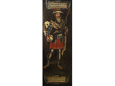 Detail images: Brabanter Hofmaler des 17. Jahrhunderts
