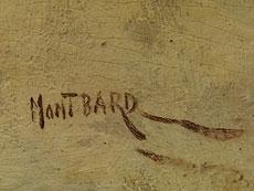 Detail images: Mont Bard, Maler des 19./ 20. Jahrhunderts