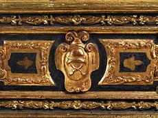 Detail images: Medici-Kassette des 16. Jahrhunderts