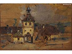 Detailabbildung: Wilhelm Velten, 1847 St. Petersburg - 1929 München